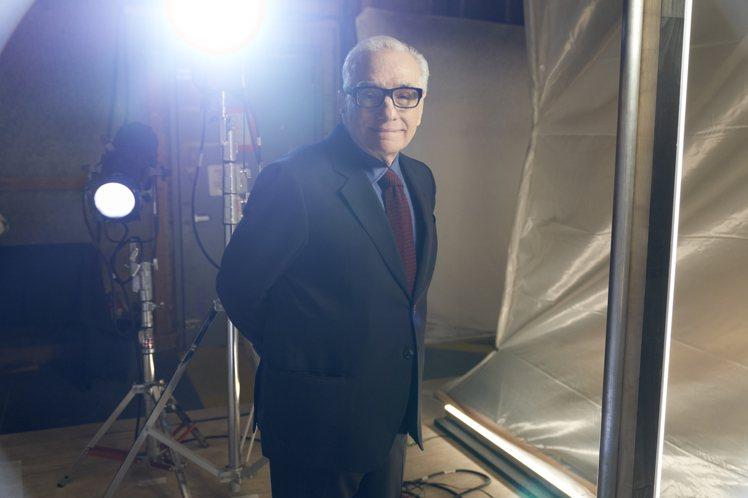 當代電影大導馬丁史柯西斯(Martin Scorsese),在奧斯卡頒獎典禮中的...