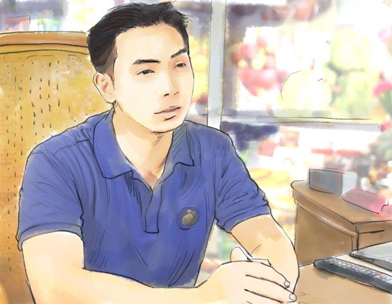 今日登場/阮光民