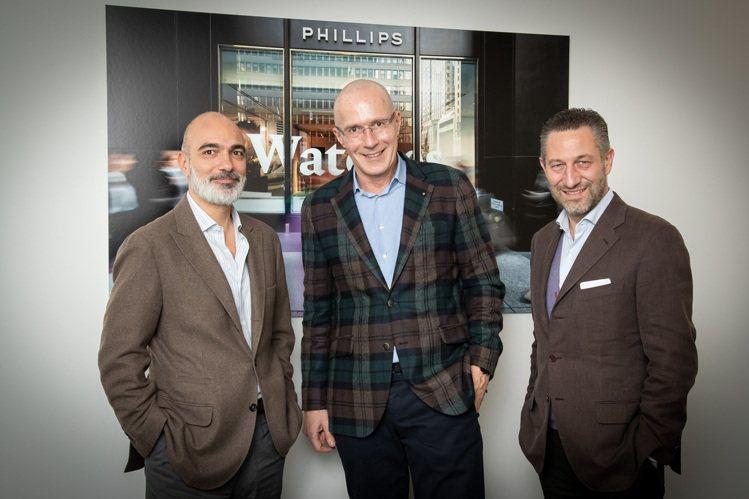 巴塞爾珠寶鐘表展宣布富藝斯拍賣行將進駐,是將首個參加大型鐘表展的拍賣行。圖/BA...