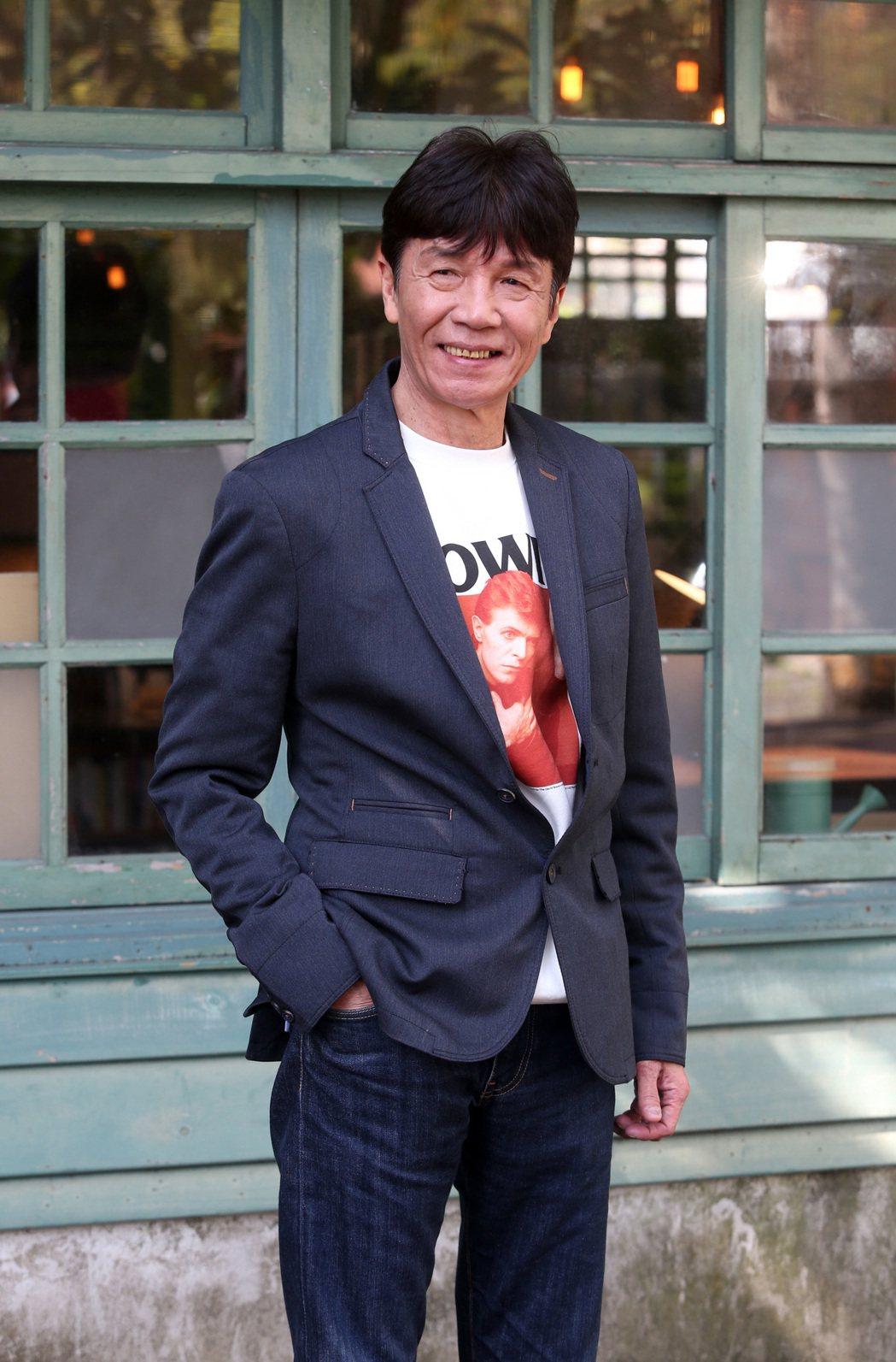 【叔.叔】男主角太保。記者曾吉松/攝影
