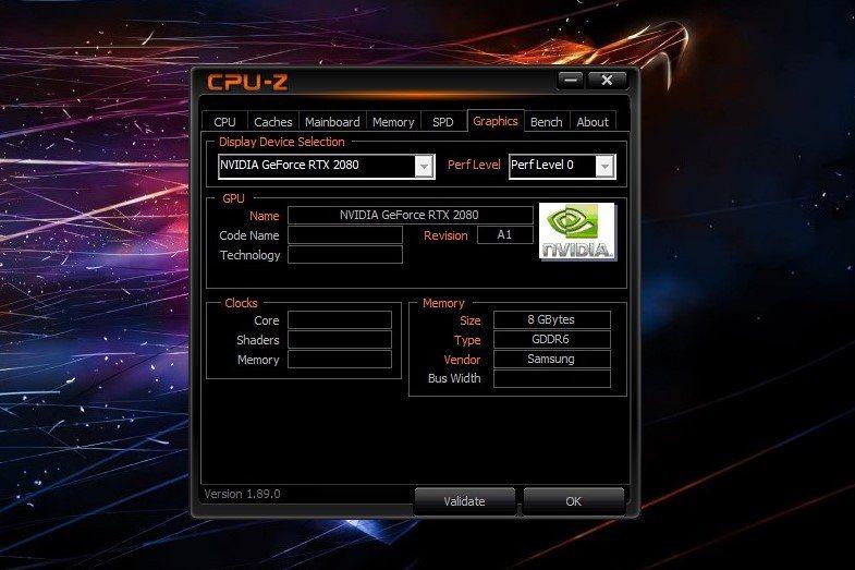 顯示晶片當然採用NVIDIA GeForce RTX 2080 8G才符合機皇設...