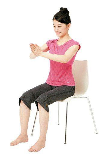 椅背式。圖/常春提供