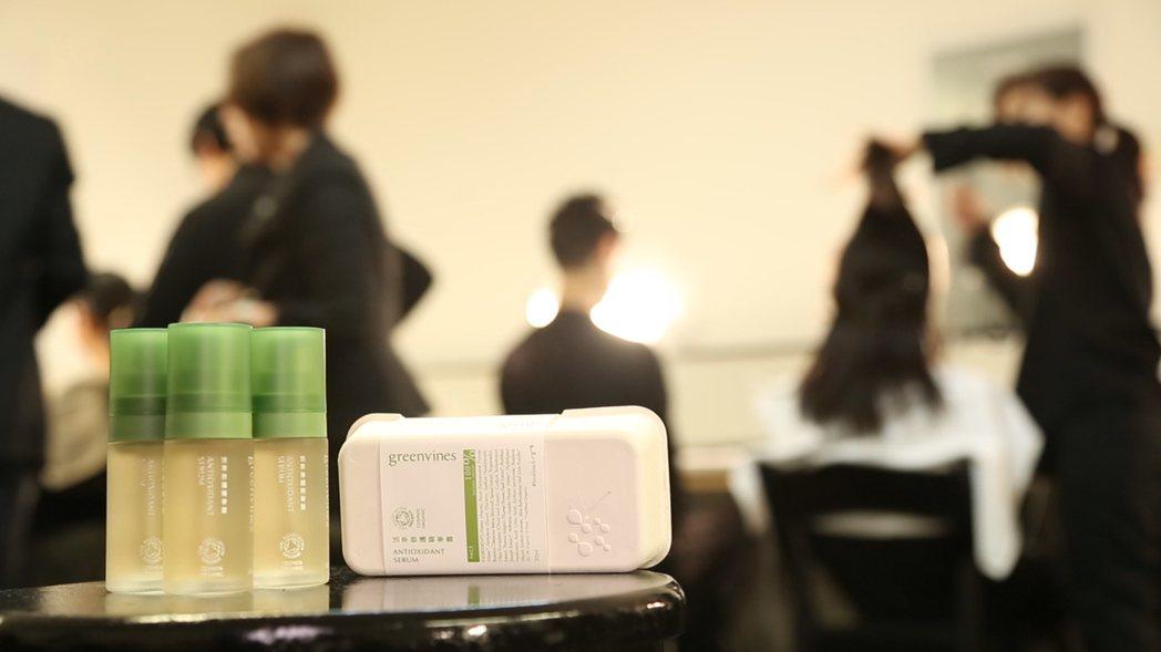 綠藤透過純淨理念接軌國際,也讓世界看見台灣品牌的實力。 綠藤生機/提供