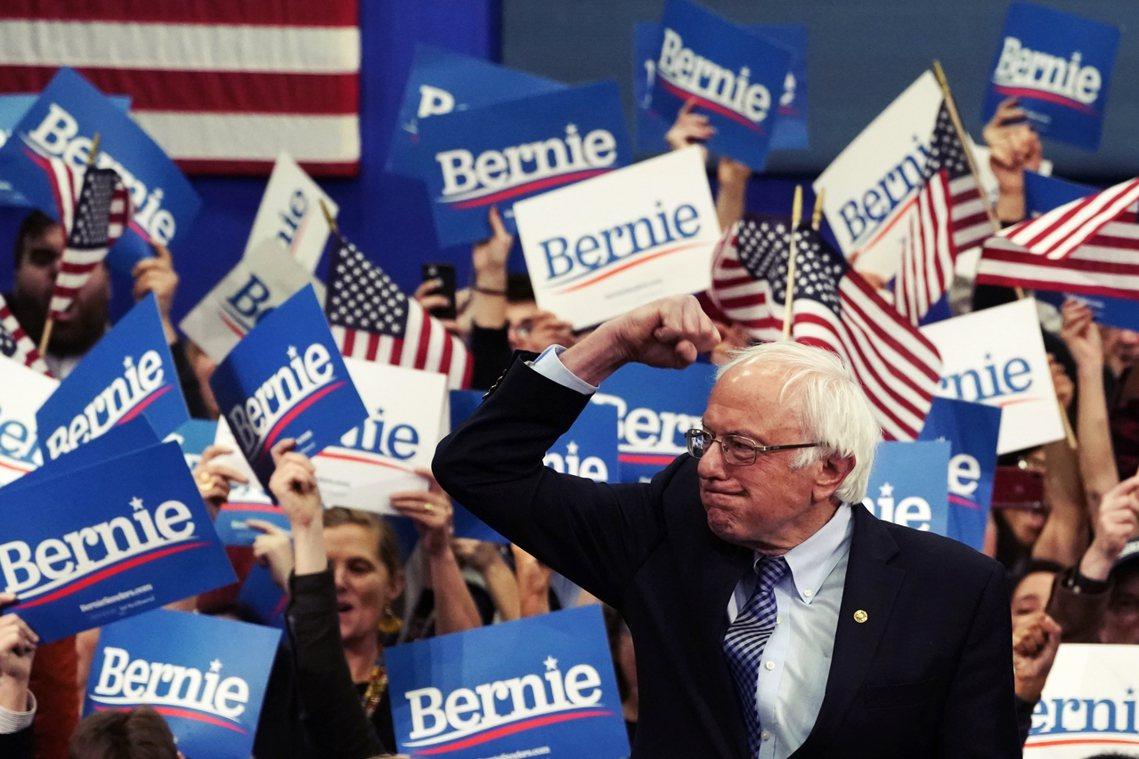 2020年美國總統大選的民主黨黨內初選,11日晚間結束了在新罕布夏州的「關鍵第二...