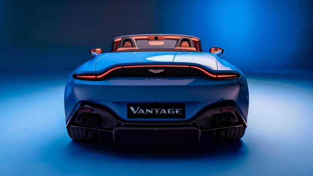 Aston Martin Vantage Roadster是目前所有敞篷車款中開...