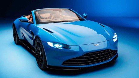 開篷僅需6.7秒!Aston Martin Vantage Roadster絕美發表