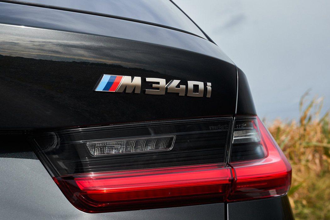 全新M340i xDrive Sedan/Touring已經在汎德官網上架! 摘...