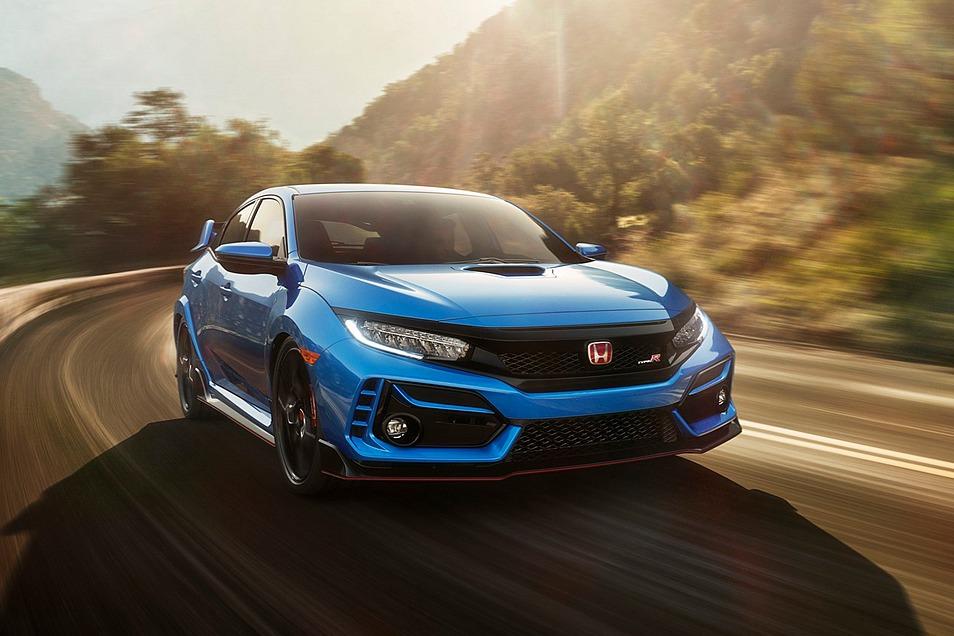 台灣仍望穿秋水!新車色、操控更敏銳,新年式Honda Civic Type R登場