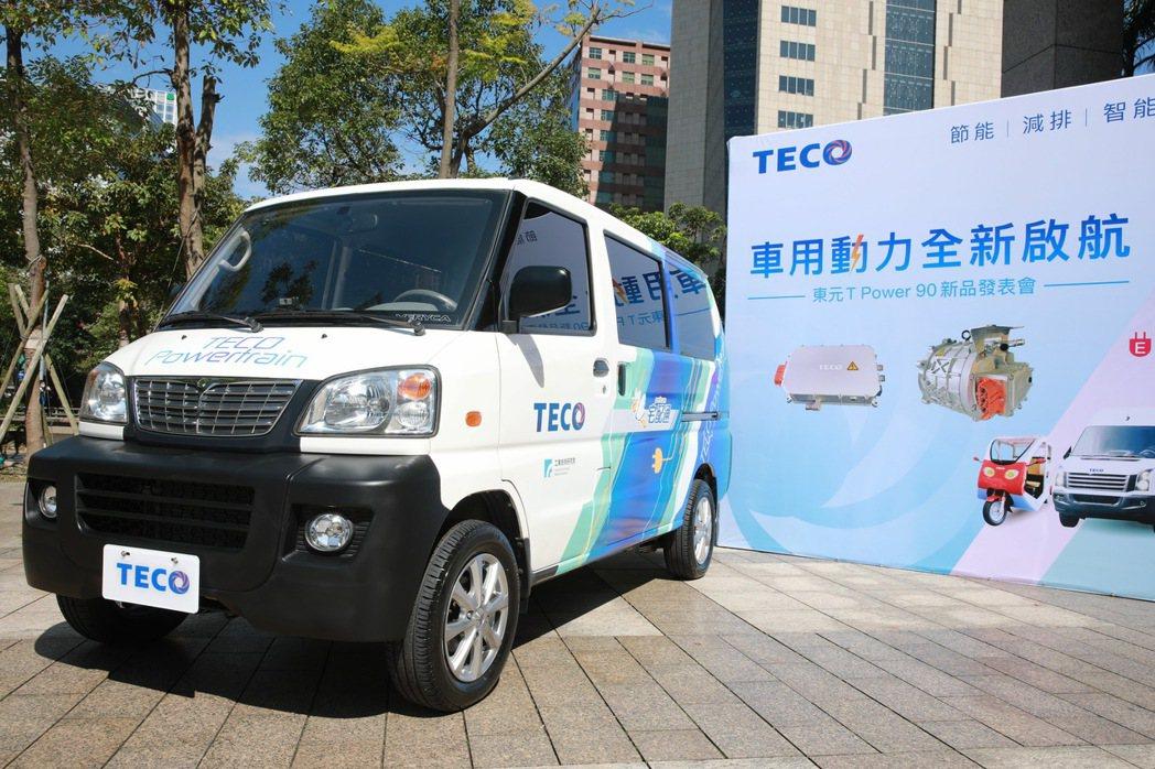 驅動器部分是由東元研發團隊與工研院機械所技術合作,導入經濟部技術處科專計劃。完成...