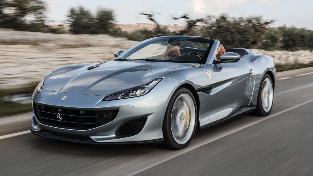 Ferrari Portofino。 圖/原廠提供