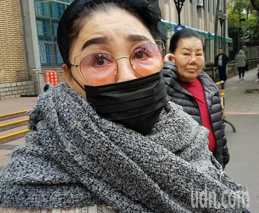 陳盈潔否認涉教唆胞姊犯罪。資料照片。記者王宏舜/攝影