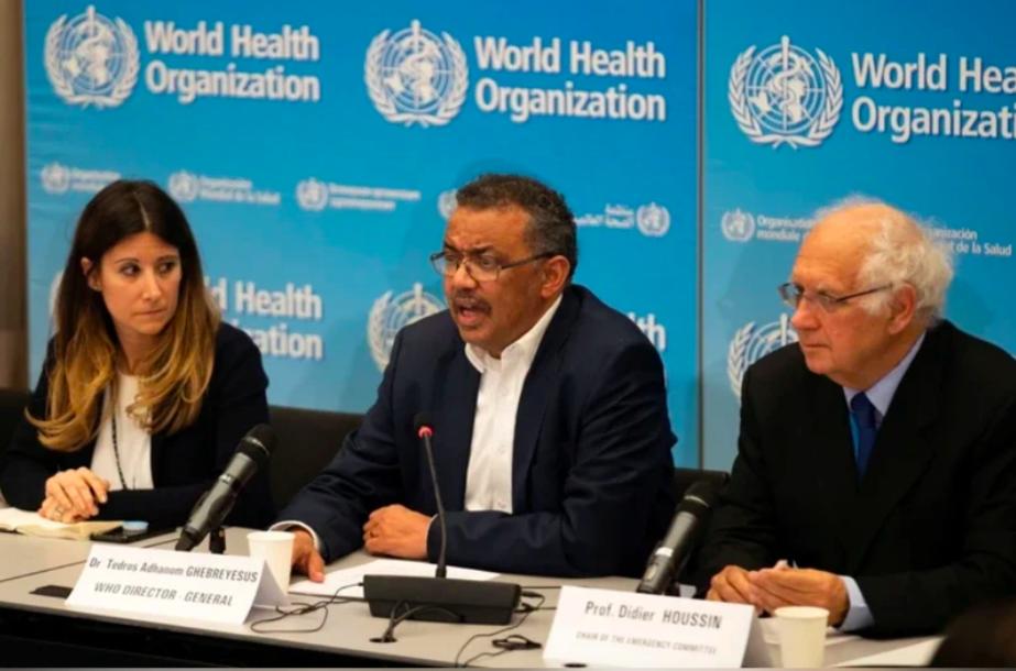 世界衛生組織(WHO)。路透社