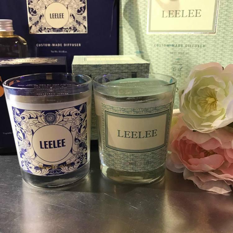 Soohyang秀香聯名款LEE LEE香氛蠟燭,成雙成對收藏讓《愛的迫降》動人...
