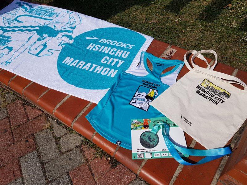 新竹市政府考量跑者健康及疫情發展,於2月3日宣布2020新竹市城市馬拉松停辦。圖/新竹市府提供
