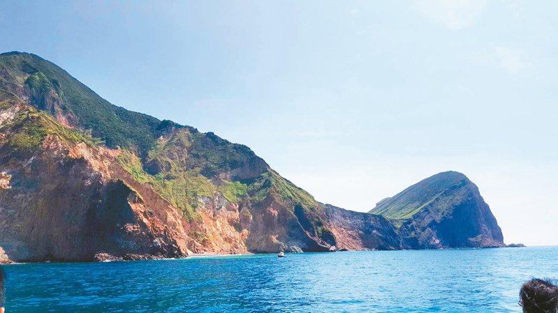 有「龜」來儀的龜山島盛景。