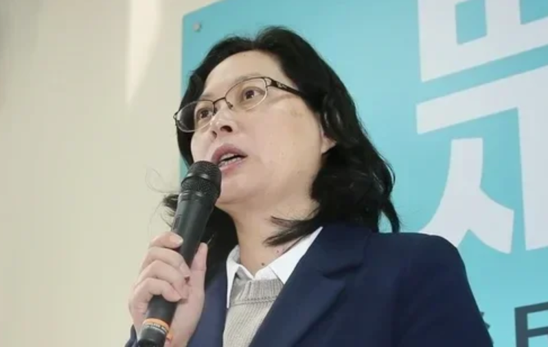民眾黨團總召賴香伶。圖/本報系資料照