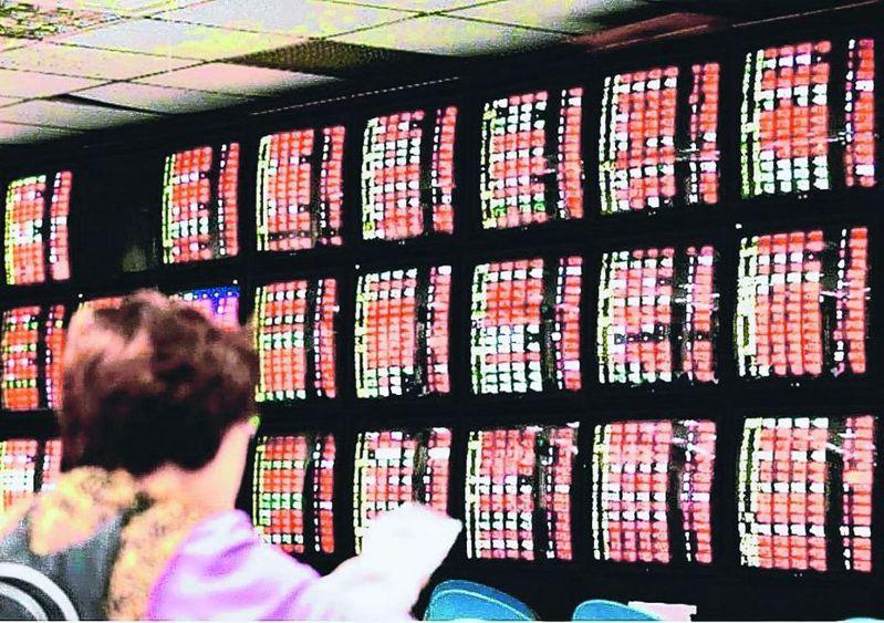 台股今日以11,806.52點開出,小漲14.74點,多頭力道不強,指數在平盤上下震盪。圖/聯合報系資料照片