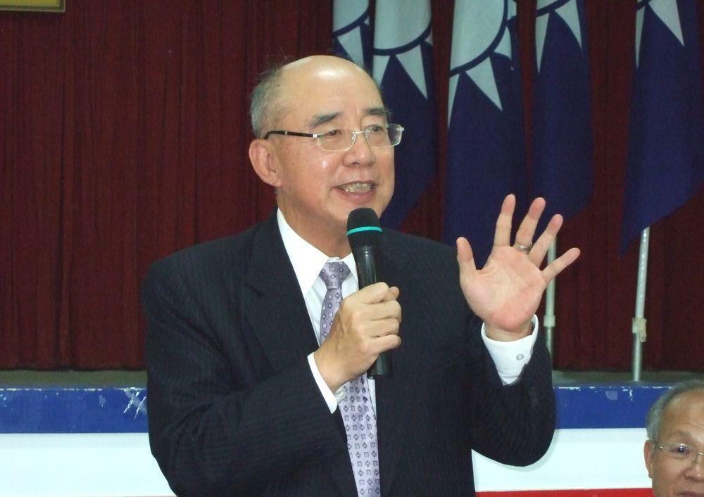 國民黨前主席吳伯雄。圖/聯合報系資料照片