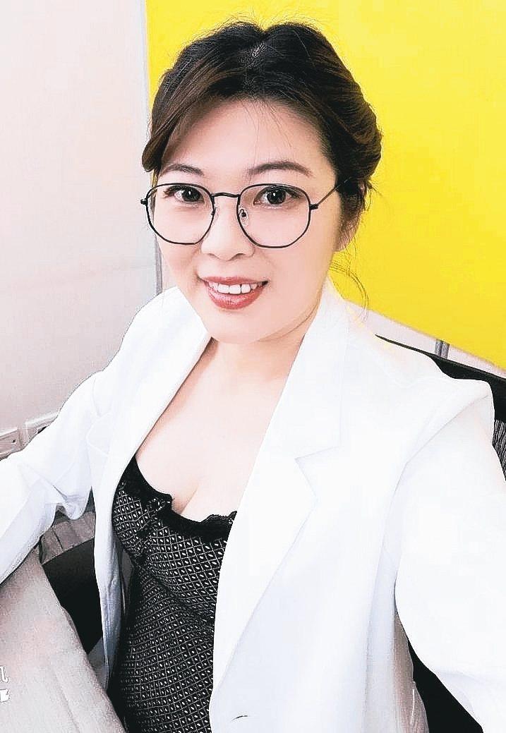 中醫師劉維真說,不管大人小孩,一起養美與預防性保健,相當重要。 蘇璽文/攝影