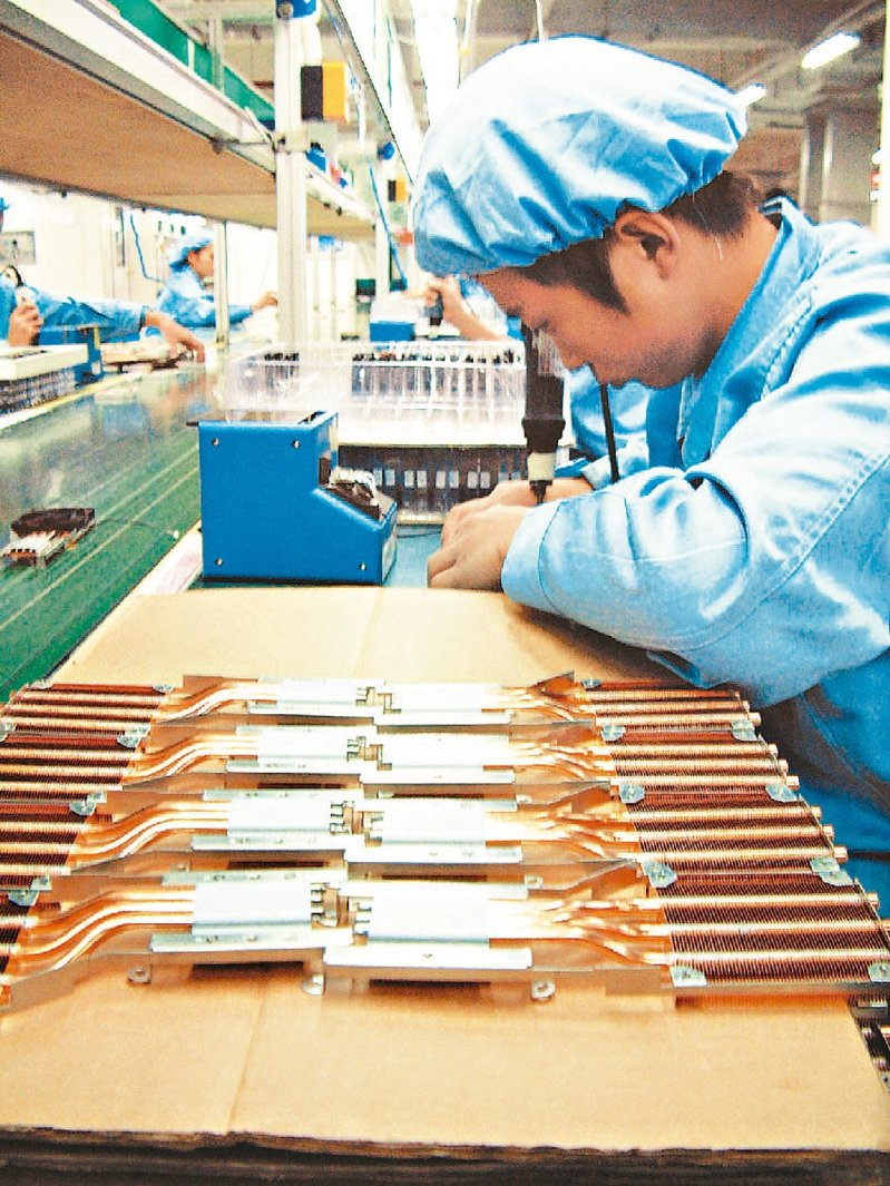 新冠肺炎延燒,將加速ODM廠從大陸撤出部分產能腳步。 本報系資料庫
