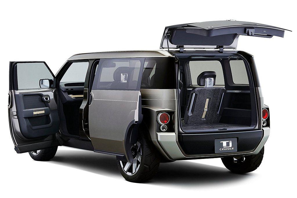 Toyota TJ Cruiser預計搭載TNGA模組化底盤平台,動力來自最新的...