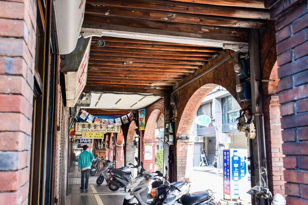 地點:新竹市中央路一帶