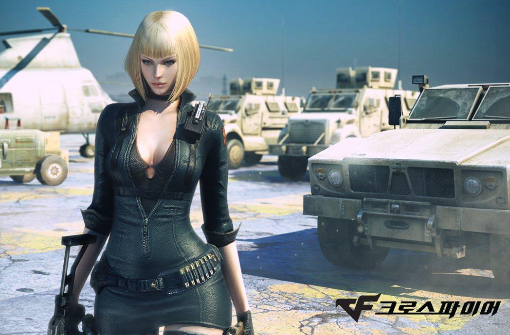 《穿越火線》官方遊戲圖片
