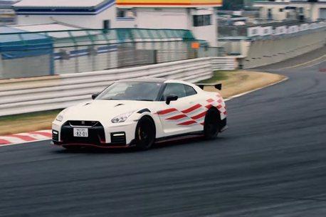 影/守住日本最知名賽道!Nissan GT-R Nismo擊敗保時捷911 GT3奪下最速王