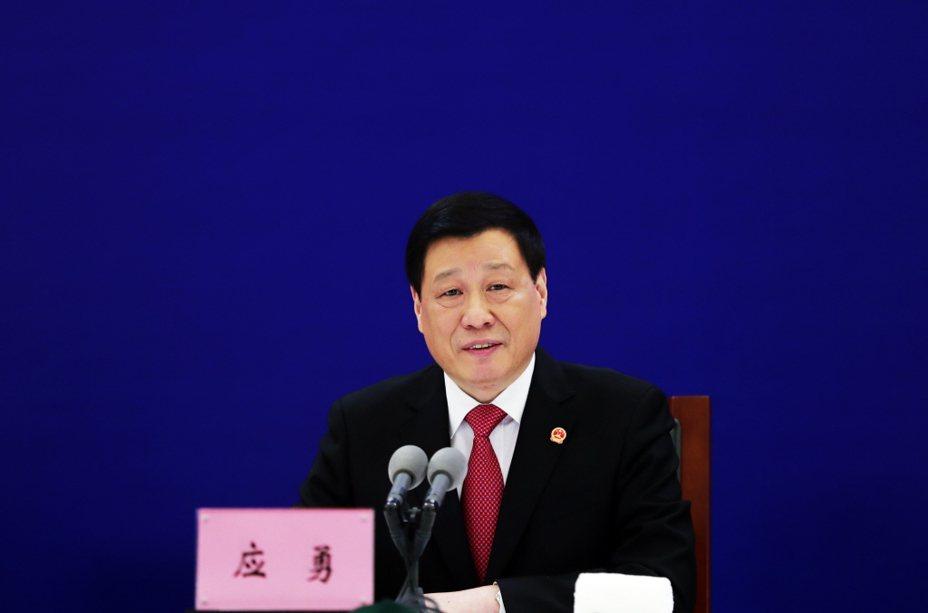 中共中央決定,上海市委副書記、市長應勇任湖北省委委員、常委、書記。本報資料照片