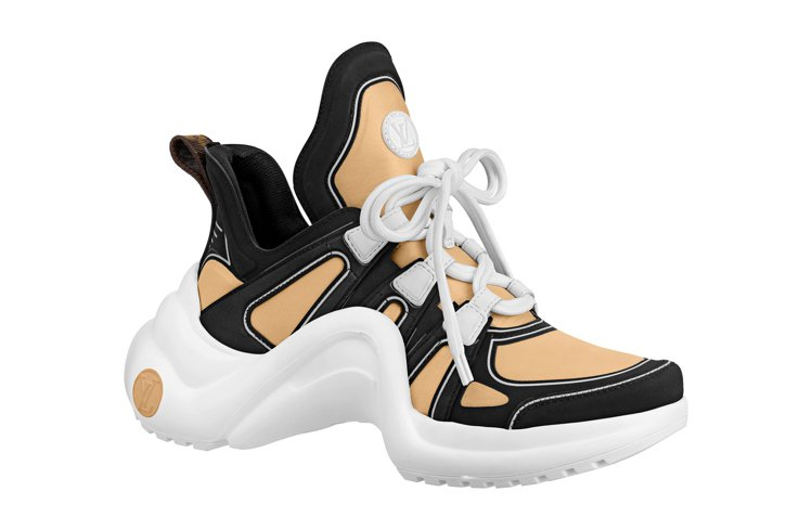LV Archlight運動鞋,售價35,800元。圖/LV提供