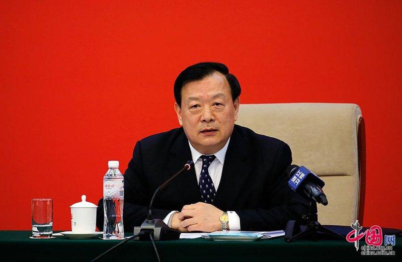 夏寶龍兼任國務院港澳事務辦公室主任。圖/中國網