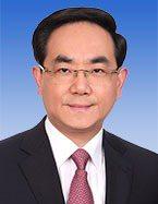 上海台商圈傳出風聲,中宣部副部長、國務院新聞辦公室主任徐麟將接任上海市長。取自中共中央網信辦官網。