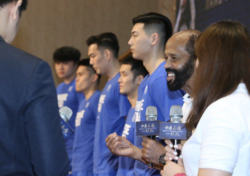 中華隊在主場迎戰馬來西亞及日本隊的兩場比賽,確定將如期展開。 記者林俊良/攝影