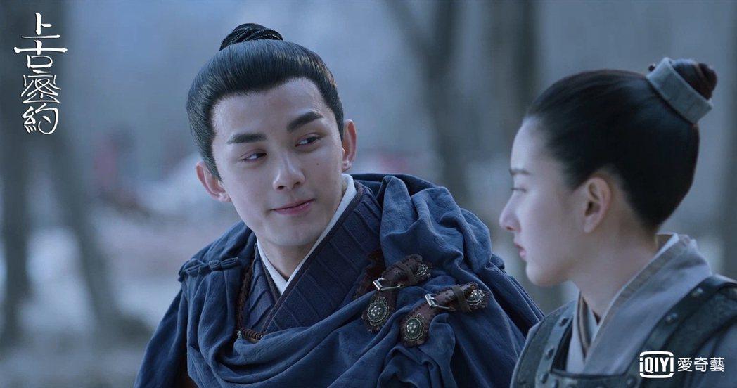 吳磊劇中成「寵姊狂魔」。圖/愛奇藝台灣站提供