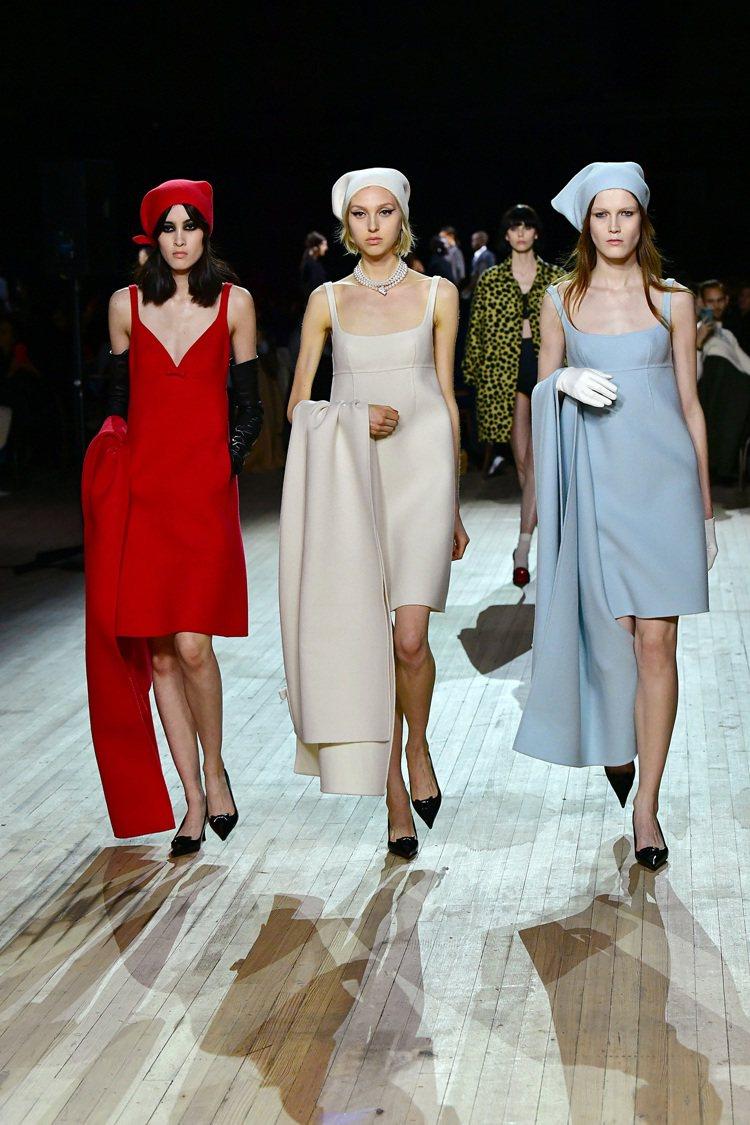 Marc Jacobs將美國往日情懷放進了設計中。圖/Marc Jacobs提供