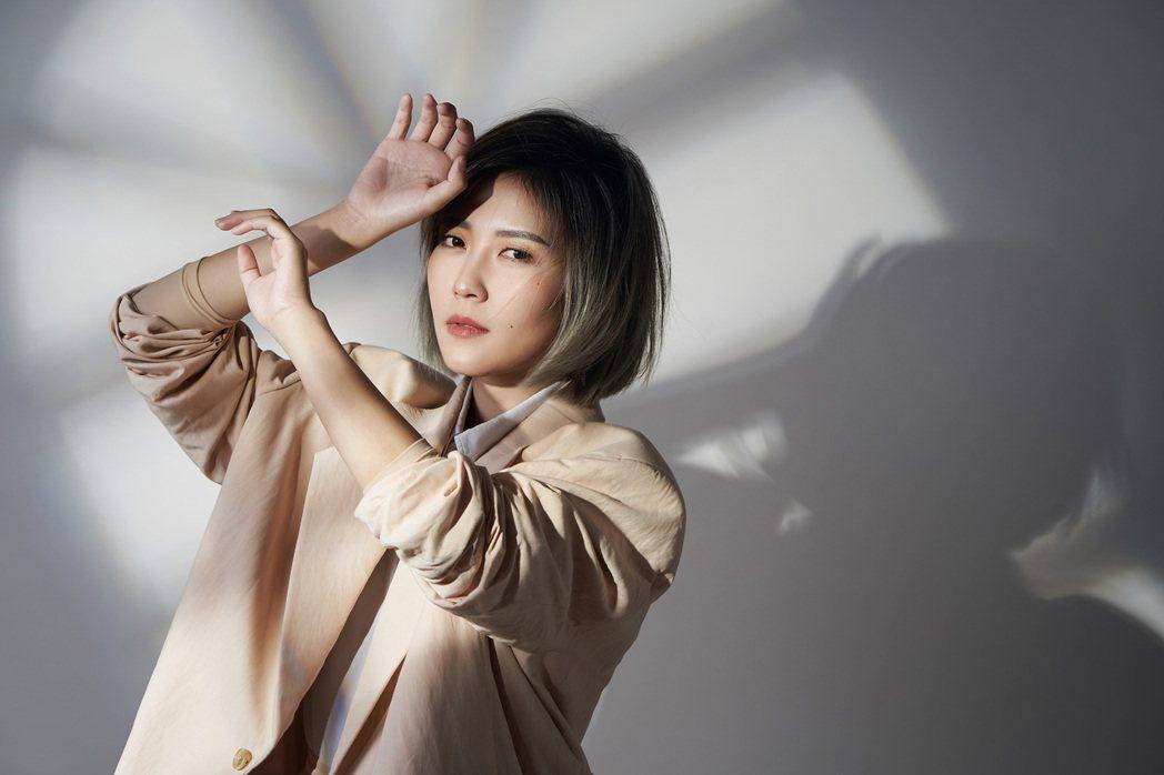 傅健穎在馬來西亞已出道12年。圖/小品音樂提供