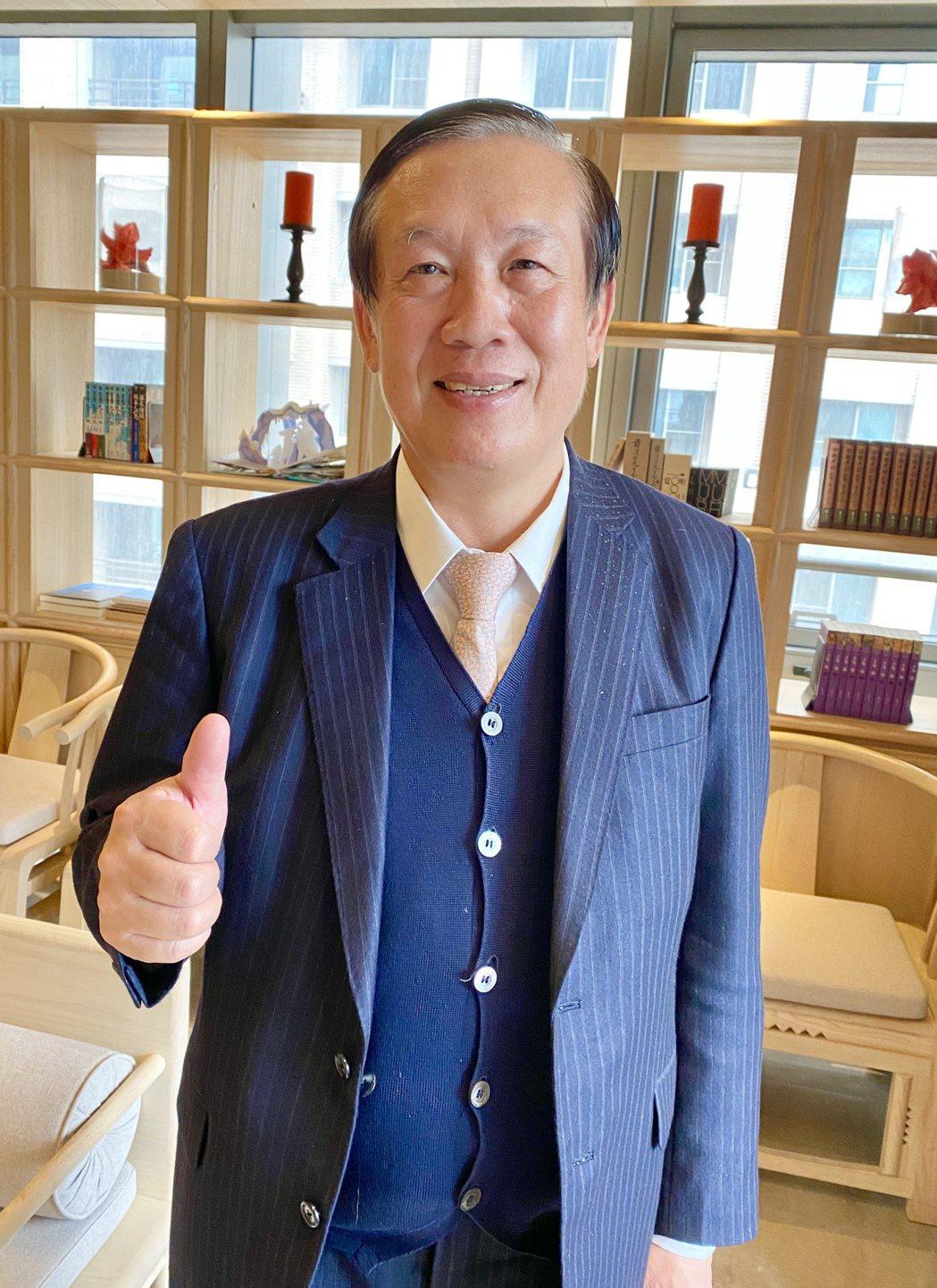 鄉林集團董事長賴正鎰表示,台中市14期重劃區今年配地,屆時該地塊新推案的平均開案...