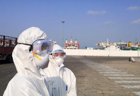 新冠肺炎疫情幾乎擴及全球,波及產業之大,影響層面之深,出乎經營者想像。(中新社)