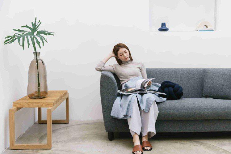 一個人的生活更要格外靜心,讓五個簡約生活習慣,找回優質的獨處時光。圖╱北歐櫥窗提...