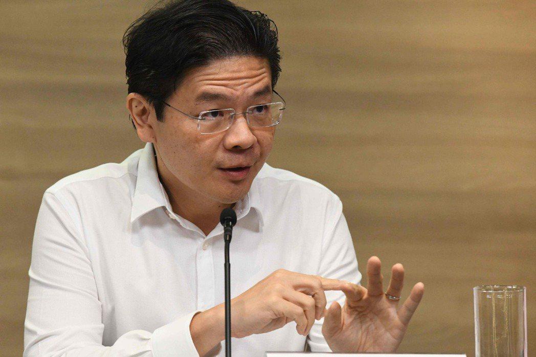 新加坡新冠肺炎聯合工作小組組長之一、國家發展部部長黃循財表示,星國會盡其所能控制...