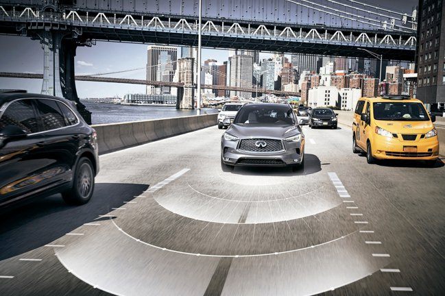 搭載多項世界首創ProACTIVE智慧駕駛科技,將車成為駕駛者的感官延伸。 圖/...