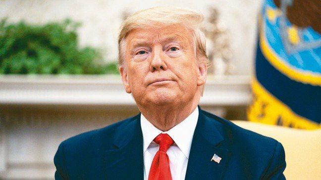 美國總統川普宣稱自己是國家主義者而非全球主義者。 美聯社