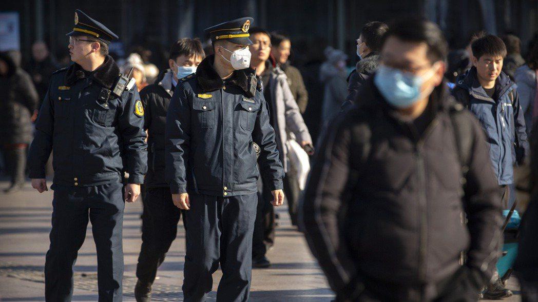 今年1月23日,台灣的小年夜,武漢宣布封城,此動作更震撼了台商圈子。 美聯社