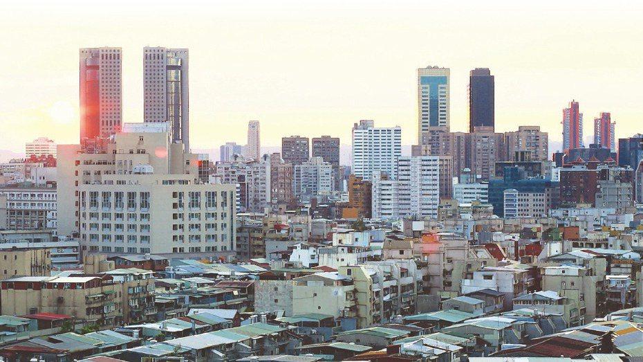 台北市多數行政區房價,已漸漸攀上歷史高點價位。 本報資料照片