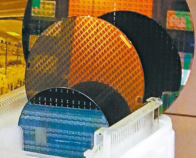 全球矽晶圓大廠SUMCO上季財報優於市場預期,再加上該公司持續看好整體矽晶圓需求將在今年下半回升,激勵台灣矽晶圓股全面上漲。圖/聯合報系資料照片