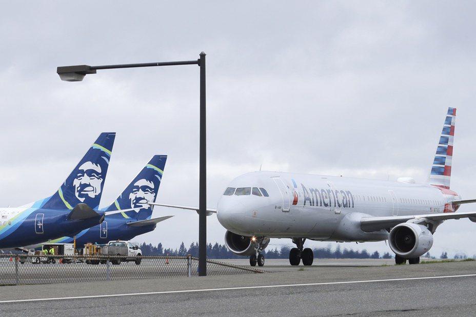 國際民航組織今(14日)表示,新冠疫情,可能造成全球航空業Q1營收減少約新台幣1200億至1500億元。 美聯社