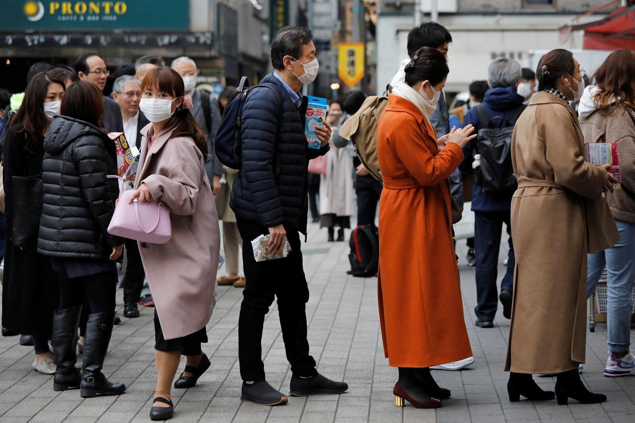 日本東京再添2新冠肺炎病例 疑與確診司機有關