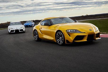 上市不到一年就進化!美規新年式Toyota GR Supra增四缸選項、六缸車型動力提升