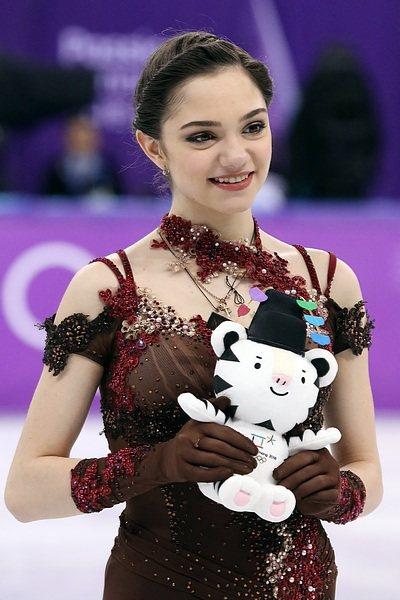 伊芙妍雅曾經參加過平昌冬奧,也因此獲得了不少人氣。圖/Wikipedia