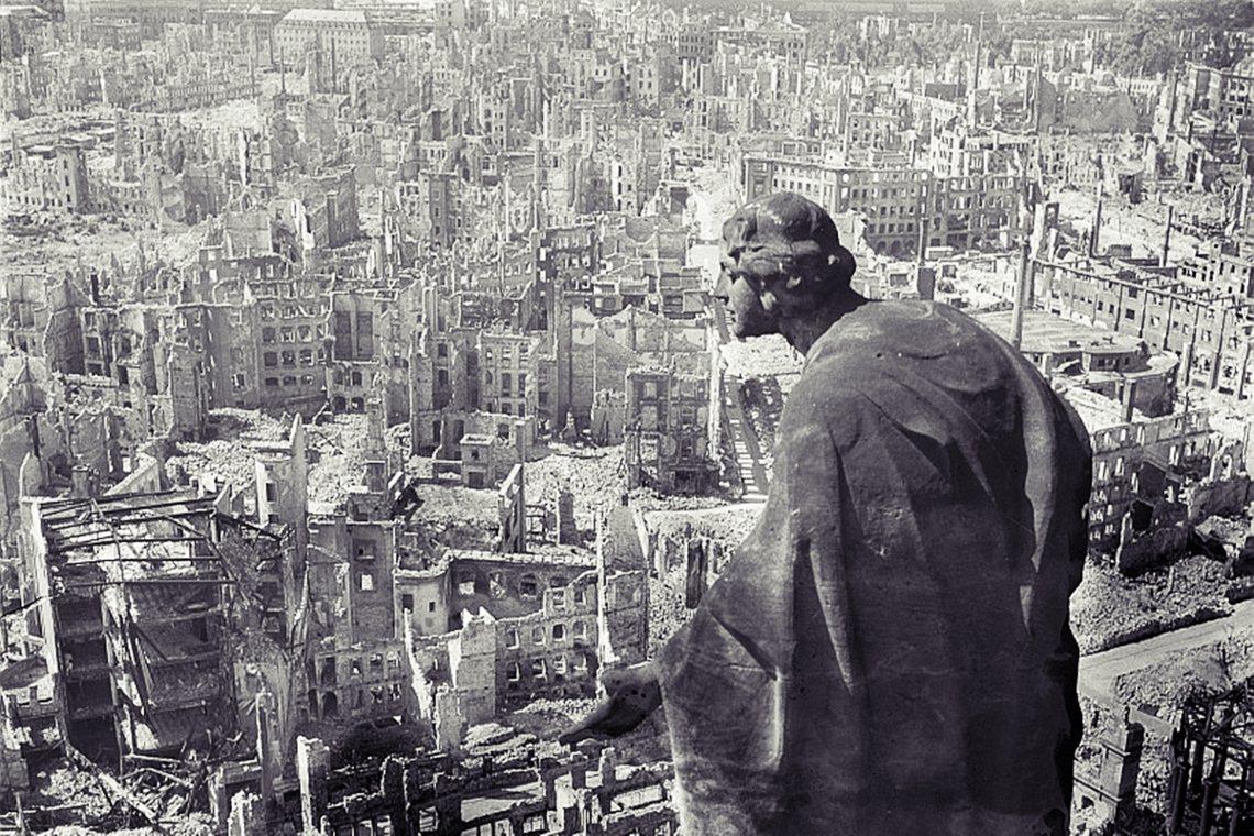 2020年,是德國「德勒斯登大轟炸」75周年。這場盟軍空襲,奪走2萬5,000條...